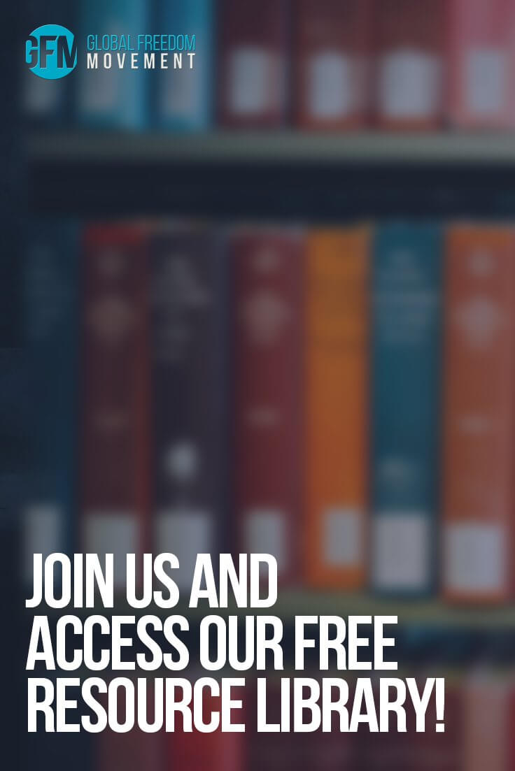 Join Global Freedom Movement and access our FREE Resource Library for truthseekers | Global Freedom Movement
