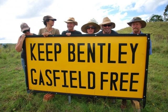 Bentley Blockade: Stop Gas Fields in NSW