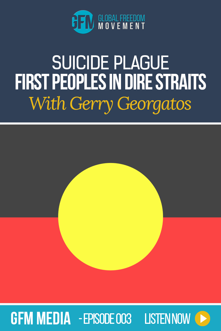 Suicide Plague: First Peoples In Dire Straits (Episode 3, GFM Radio)