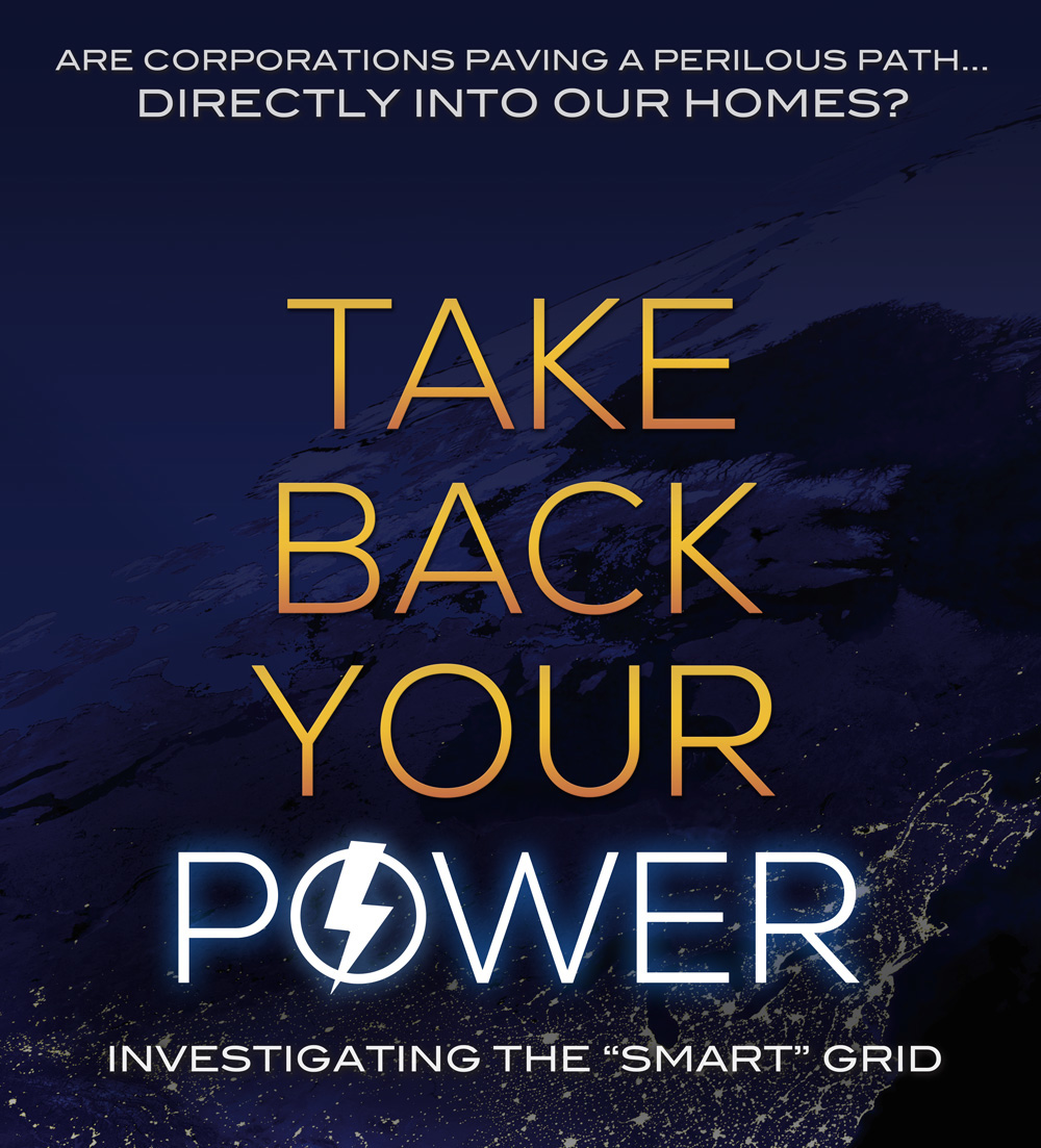 Take Back Your Power Documentary Wins Award