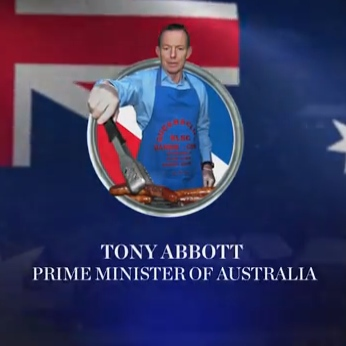 Tony Abbott President Of The USA Of Australia
