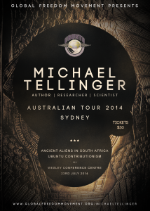 who is michael tellinger
