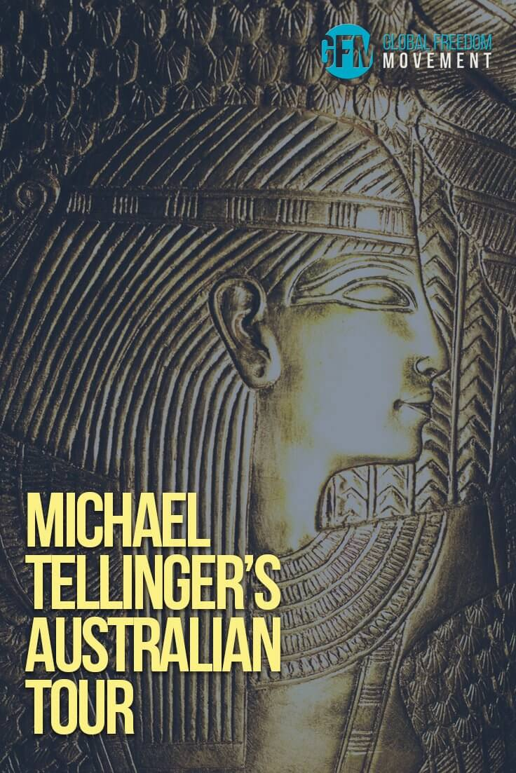 Michael Tellinger Australia Tour | Global Freedom Movement