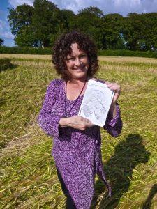 patty greer crop circle phenomenon