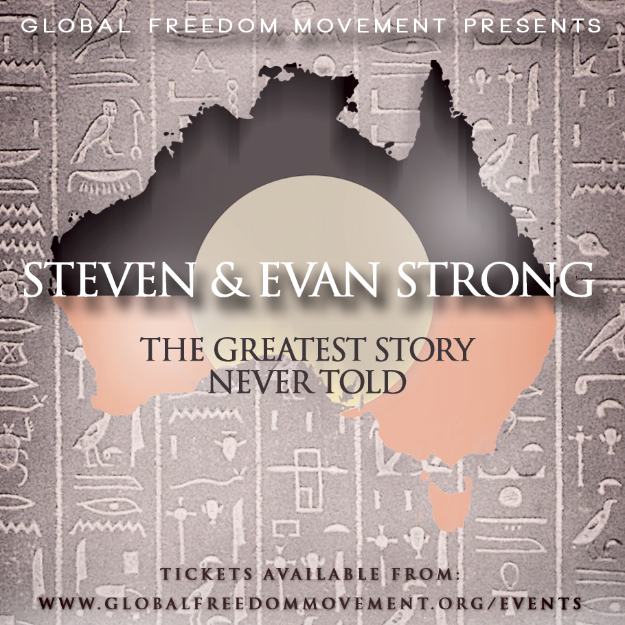 steven and evan strong sydney global freedom movement