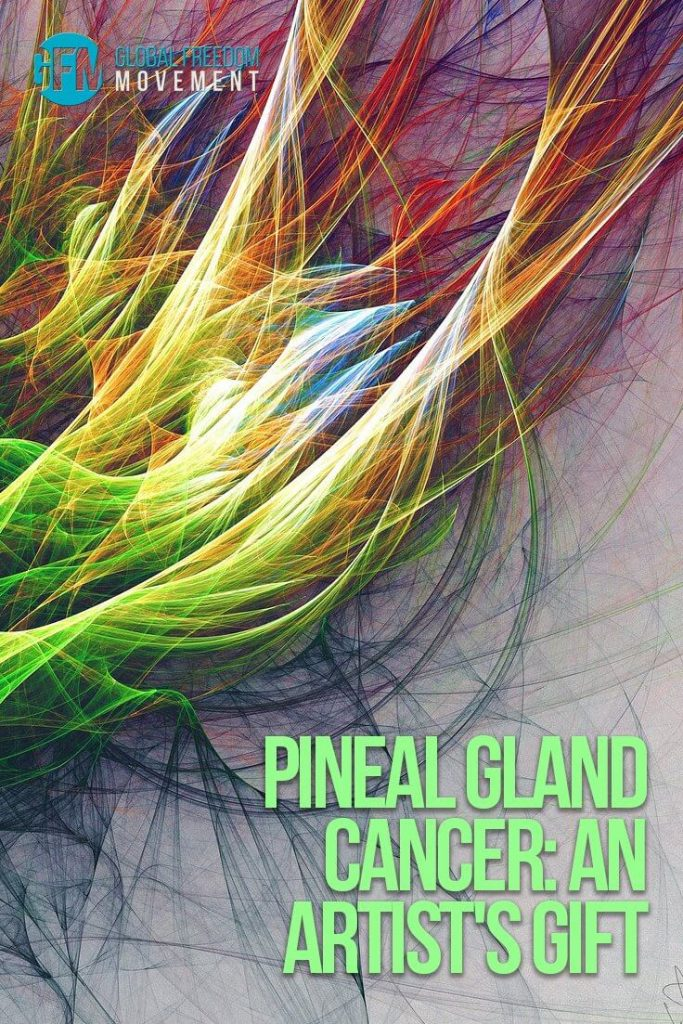 Pineal Gland Cancer - An Artist's Gift - Shawn Thornton | Global Freedom Movement