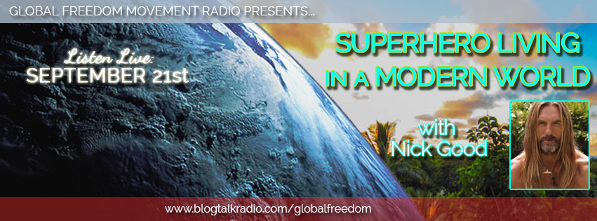 Global Freedom Movement Radio Nick Good Sydney