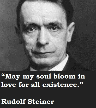 """Geometry is knowledge that appears to be produced by human beings, yet whose meaning is totally independent of them."""" - Rudolf Steiner"""
