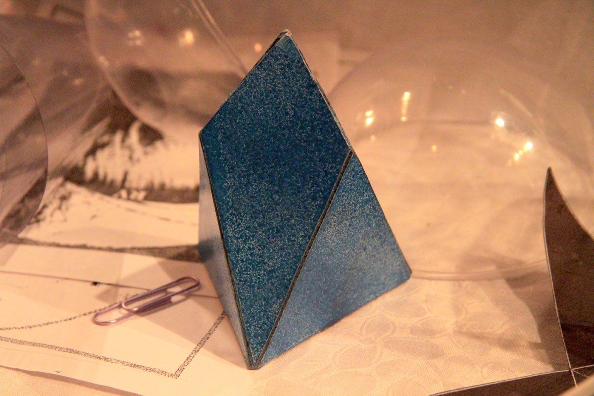 Chestahedron: Sacred Geometry Revealed
