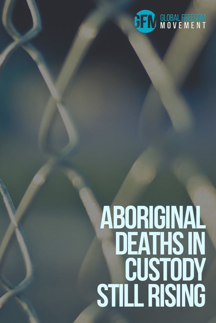 Aboriginal Deaths In Custody Still Rising