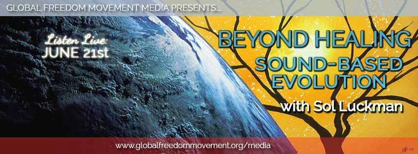 Beyond Healing: Sound-Based Evolution with Sol Luckman