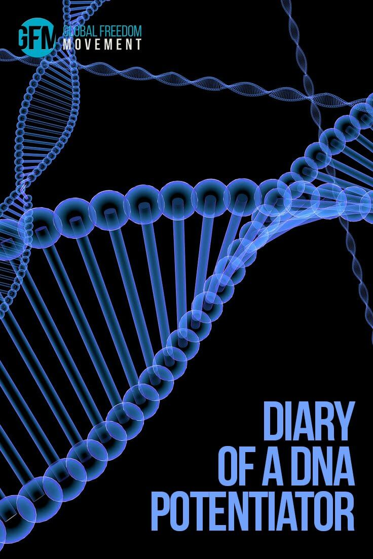 DNA Potentiation Diary: The Journey Begins