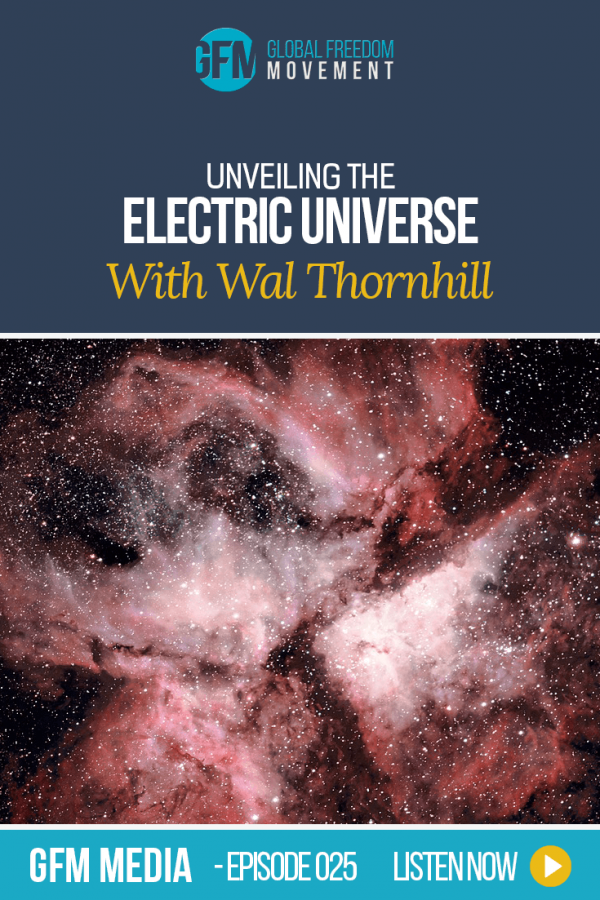 Electric Universe Unveiled With Wal Thornhill (Episode 25, GFM Radio)