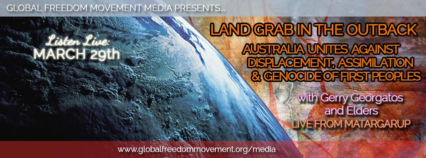 Land Grab In The Outback With Gerry Georgatos