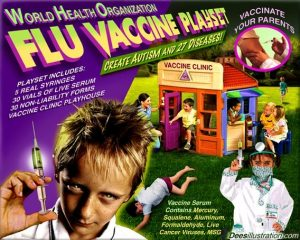 Winter Flu Vaccine Propaganda Debunked global freedom movement vaccination