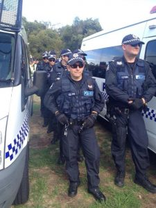 matargarup police raid refugee camp global freedom movement gary stevenson ceo city of perth