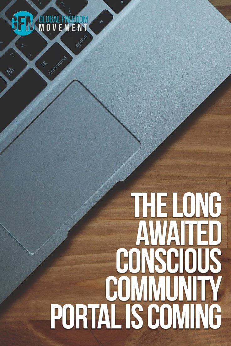The Long-Awaited Conscious Community Portal is Coming!