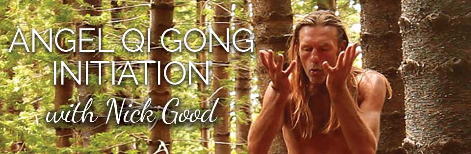 Angel Qi Gong Initiation with Nick Good