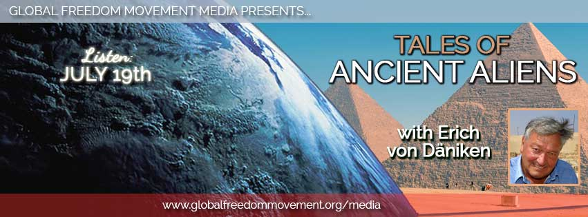 Tales of Ancient Aliens With Erich von Däniken