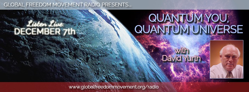 david yurth quantum universe