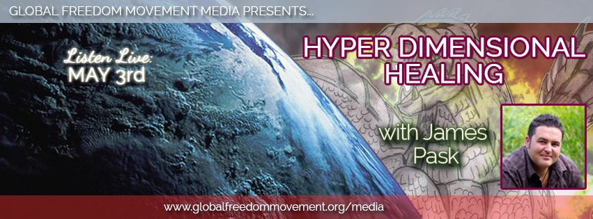 Hyper Dimensional Healing With James Pask