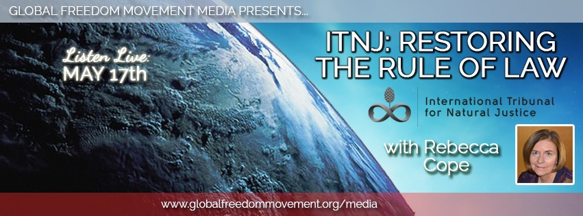 global freedom movement media rebecca cope ITNJ