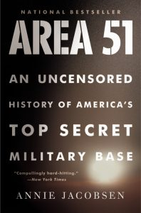 annie jacobsen interview operation paperclip the pentagon's brain global freedom movement area 51 book
