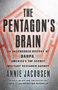 annie jacobsen interview the pentagon's brain global freedom movement