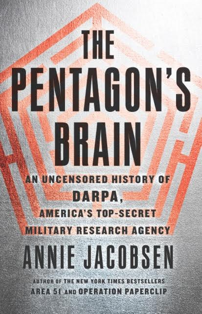 DARPA Revealed: Probing The Pentagon's Brain With Annie Jacobsen (Episode 58, GFM Media)