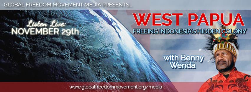 benny wenda free west papua