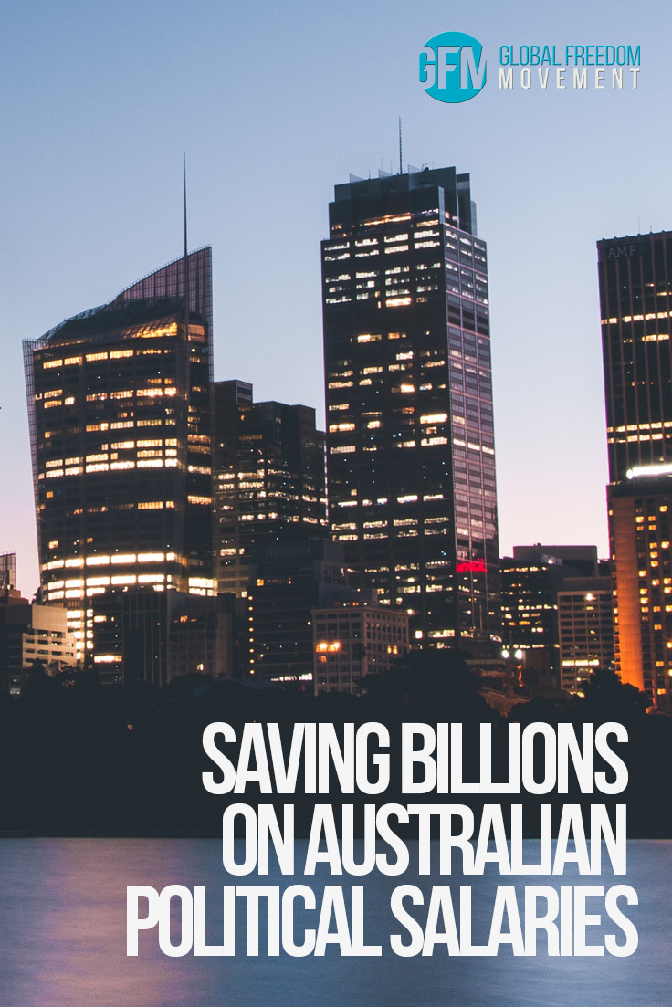 Saving Billions on Australian Political Salaries