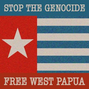 Stop The Genocide Free West Papua Boycott Indonesia Benny Wenda