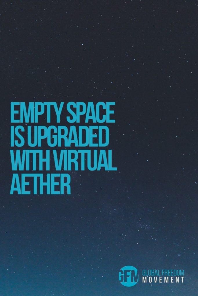 empty space virtual aether brendan d murphy