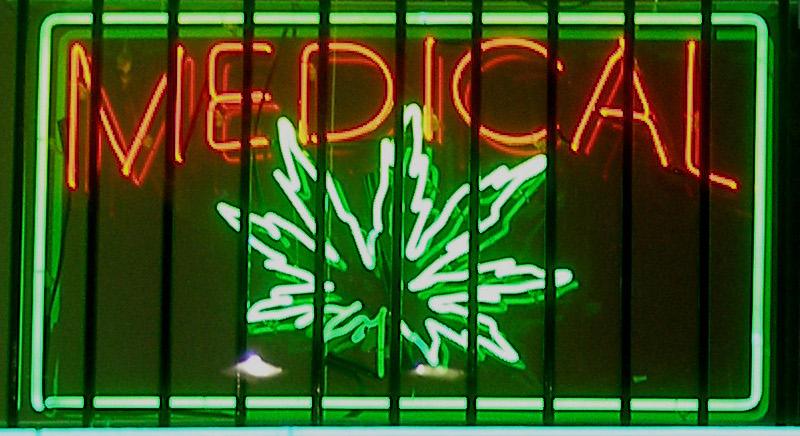 Medical-marijuana-sign medicinal cannabis oil liver cancer global freedom movement steve strong