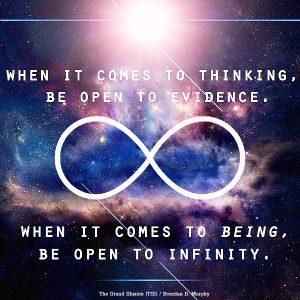 being infinity TGI