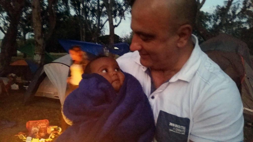 gerry georgatos baby matargarup city of perth ceo gary stevenson sacked global freedom movement matargarup refugee camp