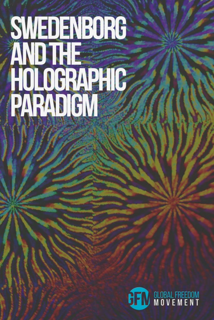 swedenborg and the holographic paradigm michael talbot