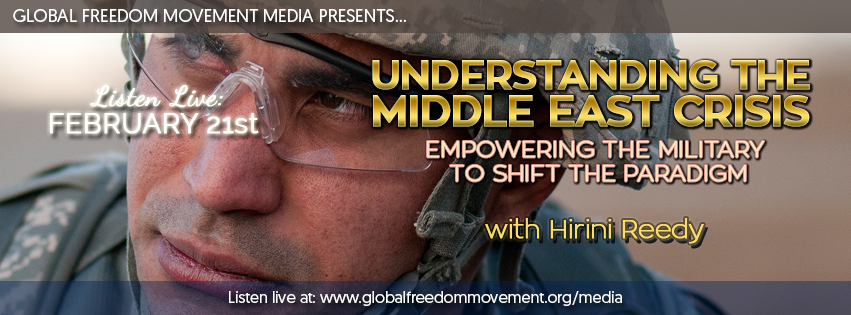 Understanding The Middle East Crisis with Hirini Reedy
