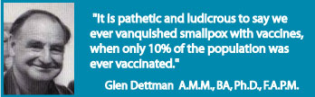 vacc glen dettman Politicians vs Doctors on Vaccines, Quacks and Hippies on the Internet