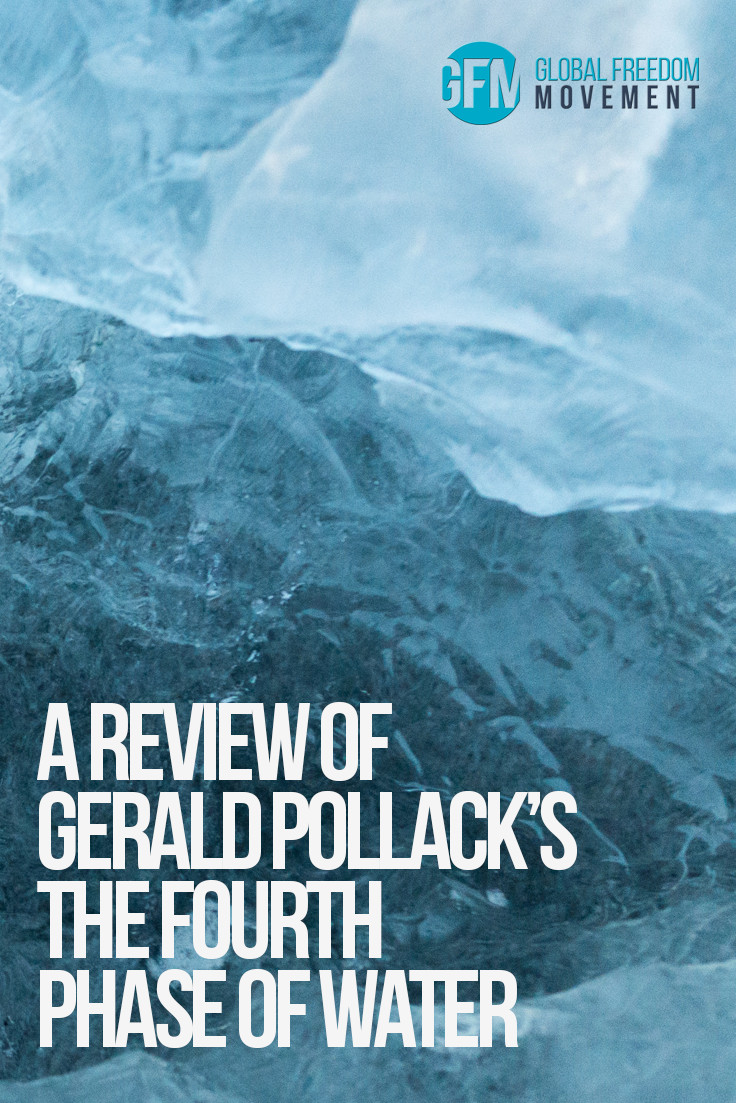 The Waters of Heterodoxy: A Review of Gerald Pollack's The Fourth Phase of Water