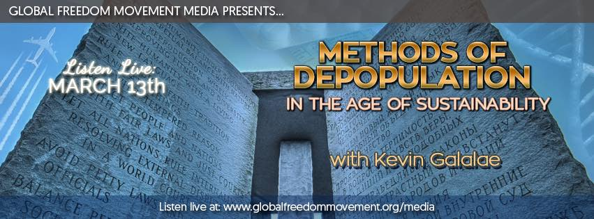 methods of depopulation kevin galalae