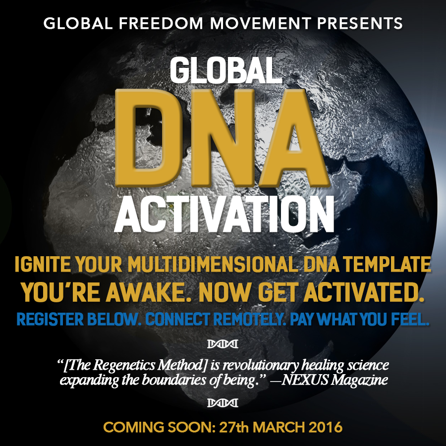 DNA template activation global DNA activation brendan d murphy