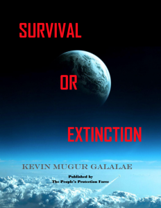 SURVIVAL_OR_EXTINCTION methods of depopulation kevin galalae interview global freedom movement