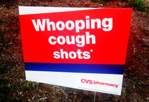 Summit County Develop Whooping Cough