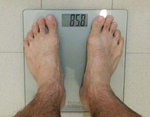 17 Day Seventeen Weight