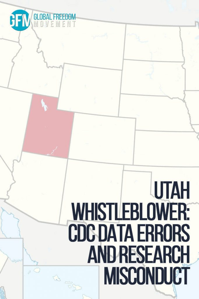 Utah Whistleblower: ADDM Data Errors and Research Misconduct in CDC Autism Prevalence Reports | Global Freedom Movement