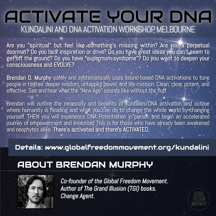 Activate Your DNA Melbourne