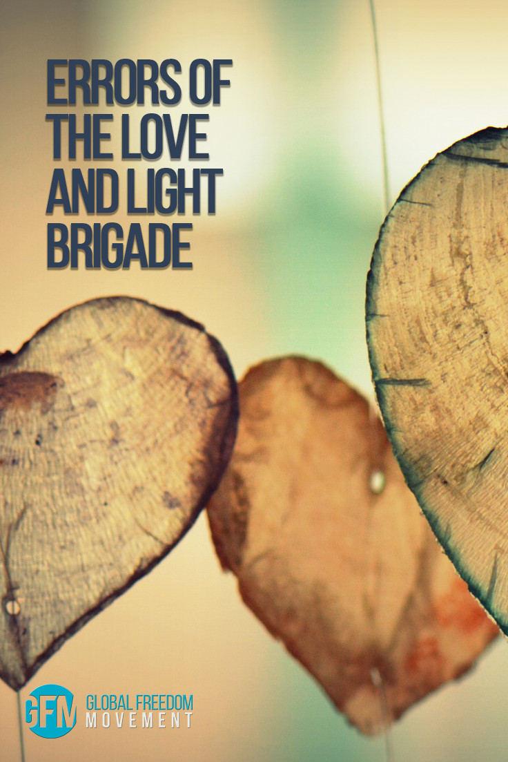 Errors of the Love and Light Brigade