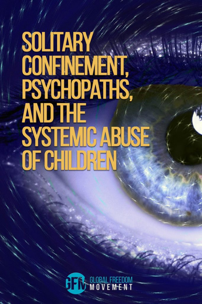 solitary confinement psychopaths and the systemic abuse of children dylan voller
