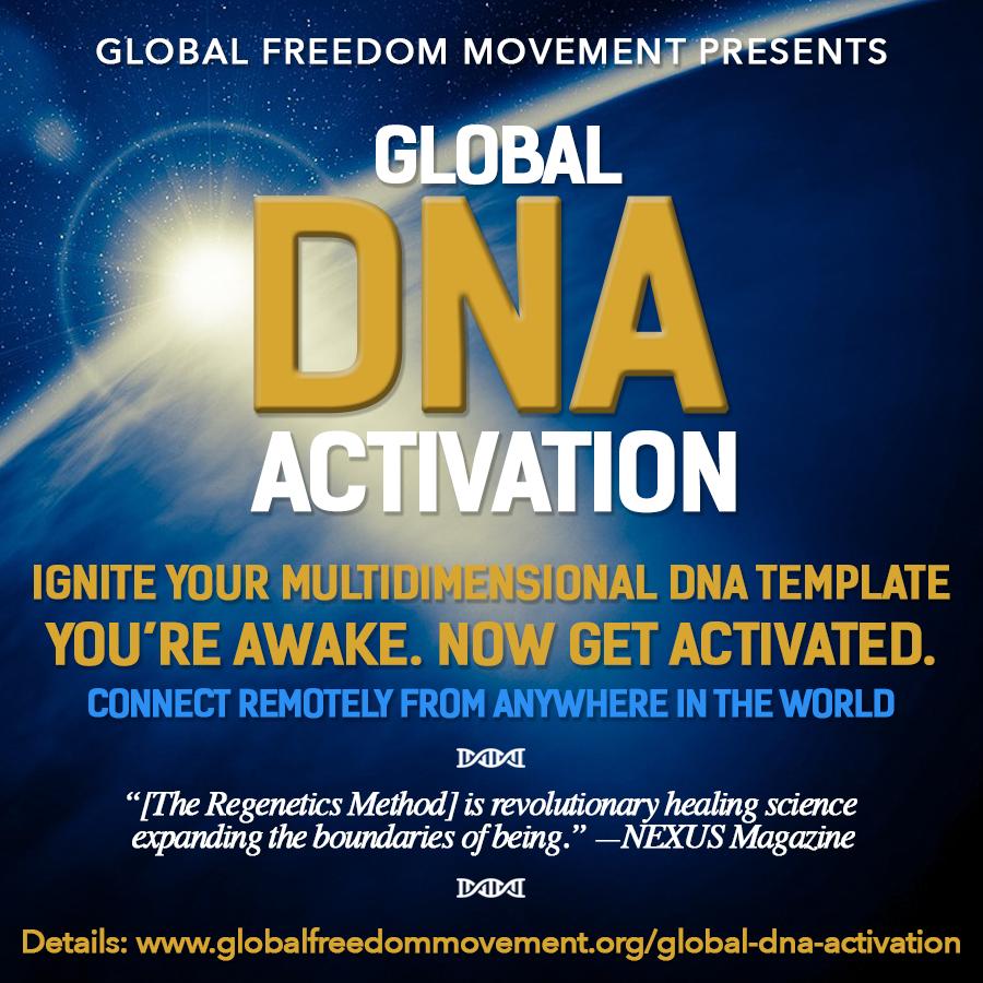 global dna activation brendan d murphy